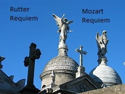 Rutter and Mozart Requiems, 11/4/2012